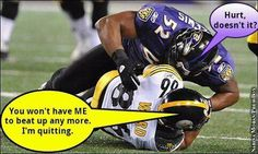Did Ray Lewis force Hines Ward into retirement?????
