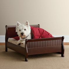 Louis Philippe Pet Bed