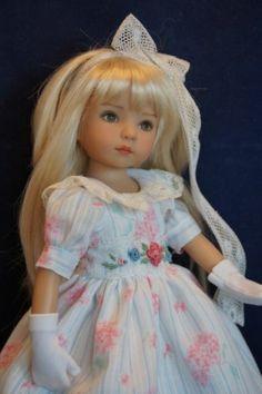 "Effner 13"" Little Darling Spring Splendor Ensemble by Ladybugs Doll Designs   eBay"