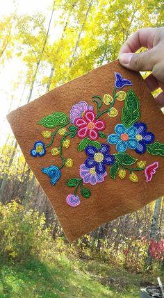 Indian Beadwork, Native Beadwork, Native American Beadwork, Beading Projects, Beading Tutorials, Beading Patterns, Loom Patterns, Loom Beading, Beadwork Designs