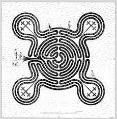 Labyrinth Typology - Medieval Variants