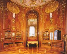 Potsdam, Schloss Sanssouci, Bibliothek (Sanssouci Palace, library) | Flickr - Photo Sharing!