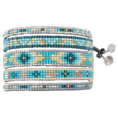 Bracelets Colombiens en perles Mishky. Mishky - Le Bazaristain
