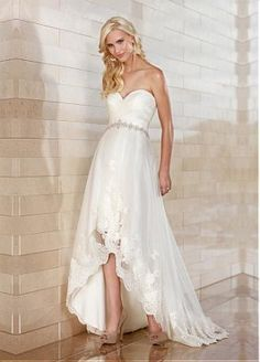 Beautiful slim wedding dresses feature natural waist and diamante detail. Exclusive designer slim wedding dresses by Essense of Australia. Slim Wedding Dresses, Lace Beach Wedding Dress, Wedding Dress Styles, Bridal Dresses, Bridesmaid Dresses, Dress Beach, Tulle Wedding, Ivory Wedding, Crystal Wedding