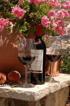 Red Wine. Shared by Edith Cruz