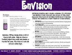 Young Living Envision http://www.us.ylscents.com/cindyland