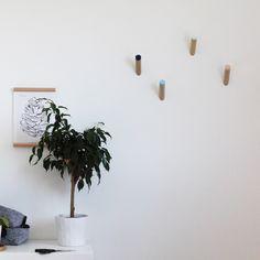 pretty wall hooks