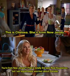 Happy Endings quote - Jane Alex Happy Endings Tv Show, Happy Endings Quotes, Hooray For Hollywood, Smiles And Laughs, I Love To Laugh, Real Housewives, Music Tv, Haha Funny, New Friends