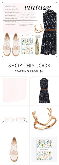 """""""Vintage Pastel"""" by la-lunar-eclipse on Polyvore featuring Matsuda, Nicholas Kirkwood, Cultural Intrigue, vintage, Summer, lace, pastel and cutesy"""