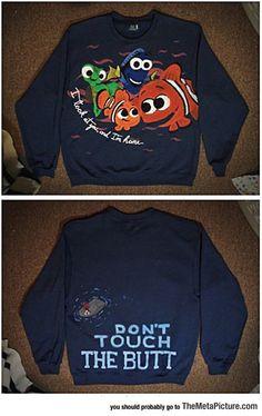 The Perfect Finding Nemo Sweatshirt