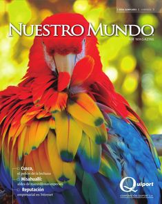 Revista Nuestro Mundo Air Magazine No.61