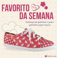 O favorito da semana! www.petitejolie.com.br