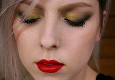 Dnešní Makeup: Maleficent