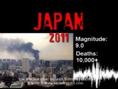 Earthquakes increasing in frequency and intensity!