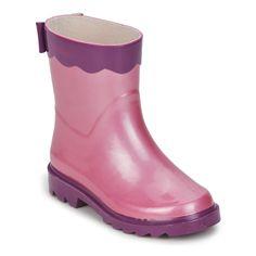 Μπότες βροχής Be Only ROSE ροζ - Δωρεάν αποστολή στο Spartoo.gr ! - Παπούτσια Child 24,80 €
