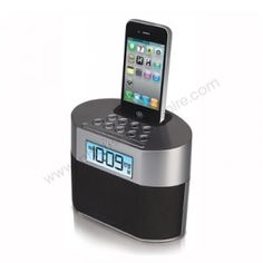 Radio-réveil iHome iP230 pour iPhone/iPod touch