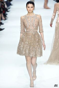 Elie Saab HOUTE COUTURE SPRING/SUMMER 2012
