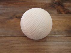 Holzkugel Buche unbeh. Ø 100 mm ohne Bohrung Holzkugeln Kugeln Massivholzkugeln