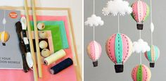 30 Baby Mobiles to Buy or DIY via Brit + Co.
