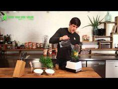 Recept video: Groene smoothie voor schildklier gezondheid met jodium
