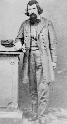 Miles J. Freeman, Chief Engineer.  The Crew of the C.S.S. Alabama.