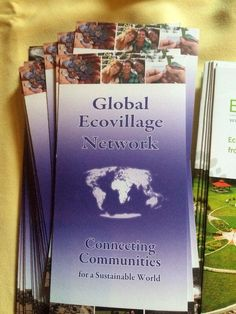 #global #ecovillage #network #aeidl #conference #Europe