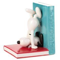 Peanuts® Snoopy Ceramic Bookend,