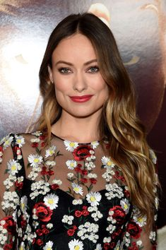 Olivia Wilde at the 2016 New York premiere of 'Race'. http://beautyeditor.ca/2016/03/10/best-beauty-looks-holland-roden