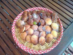 Petits moelleux à la noix de coco