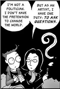 culturepulp persepolis Webcomic Interview of Persepolis Creator