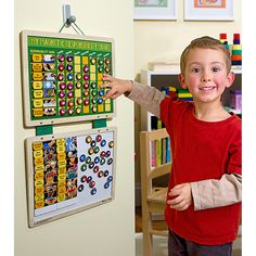 Magnetic Responsibility Chart (#5059)