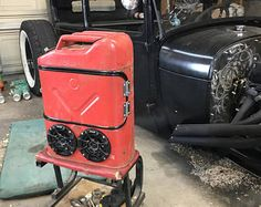 Bluetooth speaker Jerry can