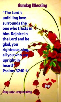 Sunday Love, Happy Sunday Quotes, Inspirational Message, How To Stay Healthy, Psalms, Blessings, Good Morning, Singing, Blessed