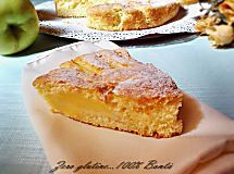 Torta di mele senza glutine - zero glutine...100% Bontà