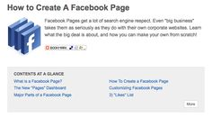 How to create a Facebook page for your photography business  - epublicitypr.com