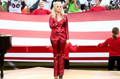 Watch Lady Gaga's Super Bowl National Anthem Performance in HD