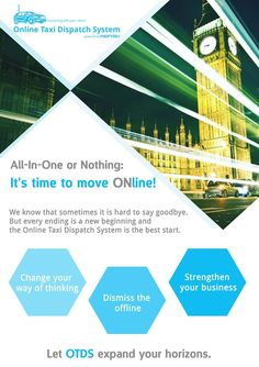 It's time to move ONline!