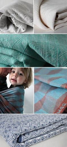Didymos baby carriers