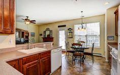 #Kitchen #BreakfastArea #Counters #Sink #Cabinets #Appliances