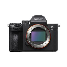 Power, precision and flexibility are words used to describe the #Sony Alpha A7 III Body. Best Dslr, Best Camera, Best Digital Camera, Digital Slr, Digital Cameras, Innovation, Compact, Full Frame Camera, Couple Photography