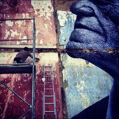 Jose Parla art in Havana