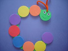 """Play and Learn with Dana: Letter """"C"""" Caterpillar"""