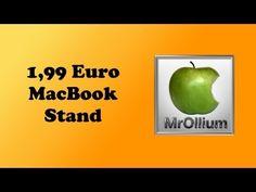 MacBook Stand für €1.99 / for $1.99