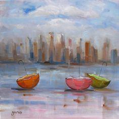 Plateforme de ventes aux enchères en ligne Catawiki : Christophe Gastaldi - Un automne à New-york