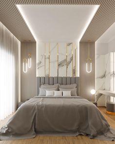 Modern Luxury Bedroom, Luxury Bedroom Design, Master Bedroom Interior, Room Design Bedroom, Bedroom Furniture Design, Home Room Design, Luxurious Bedrooms, Home Interior Design, Modern Room