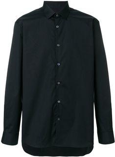 John Varvatos plain shirt