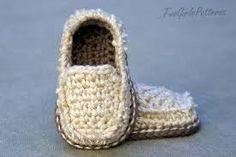 Resultado de imagen para crochet shoes pattern