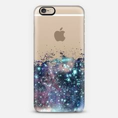 Dipped in Galaxy Stars iPhone 6 Case by Organic Saturation   Casetify. Get $10 off using code: 53ZPEA