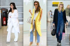 Street Chic: Celebrity Airport Style Edition