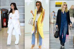 Street Chic: Celebrity Airport Style Edition Posh jak zwykle perfekcyjnie !:)